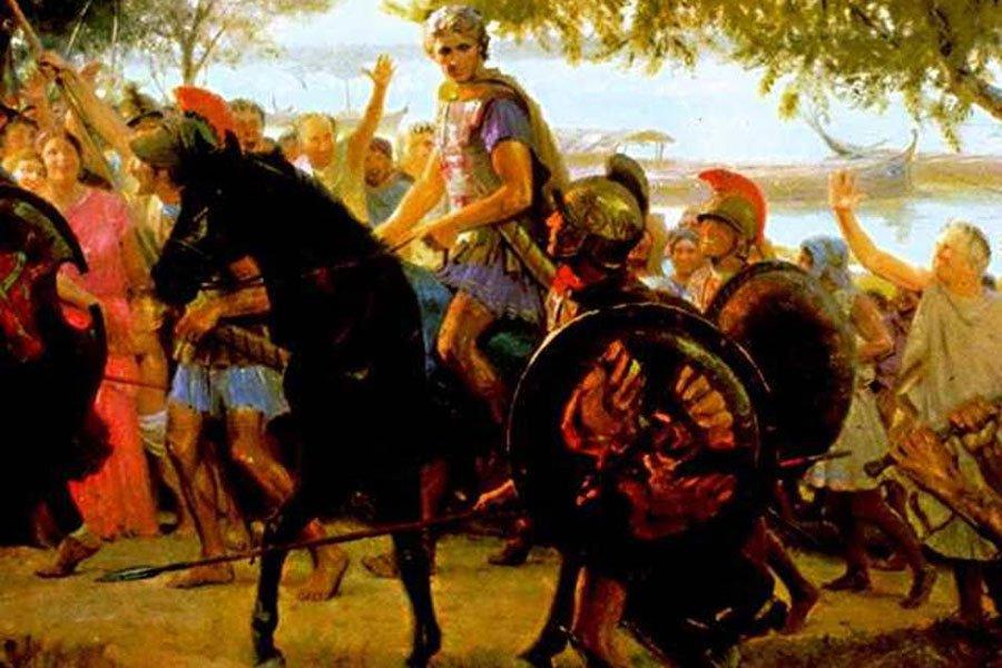 Историк «нашел» легендарное завещание Александра Македонского