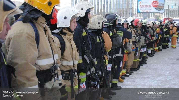 Впраздничные выходные вКузбассе МЧС будет работать врежиме повышенной готовности