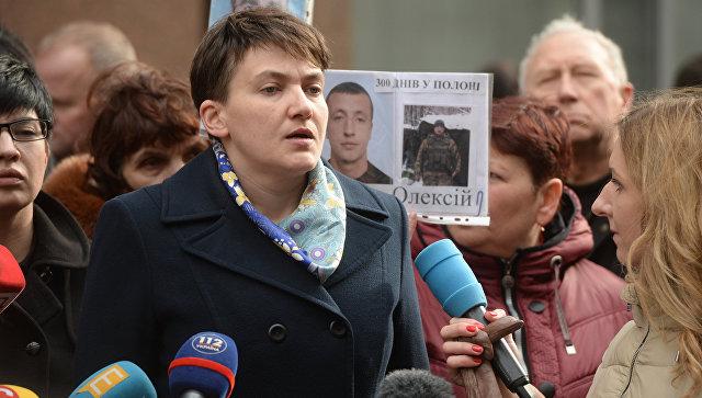Савченко откровенничает о«мужской» личной жизни