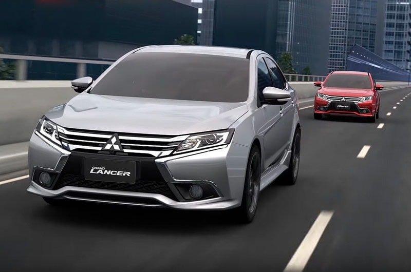 Митцубиши приступает креализации новой версии Lancer
