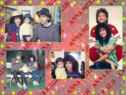 анна никос и софия 1980-е