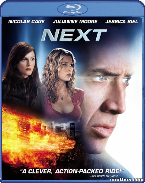 Пророк / Next (2007/BDRip/HDRip)