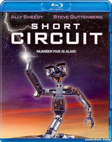 Короткое замыкание / Short Circuit (1986/BDRip/HDRip)