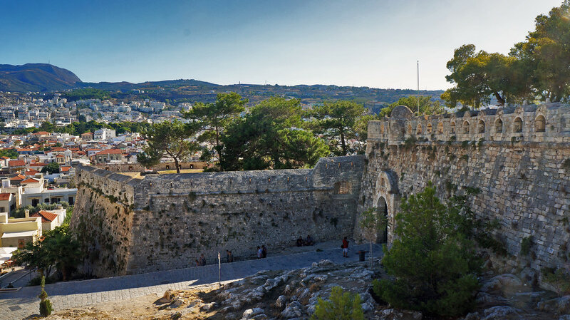 Греция, Ретимно