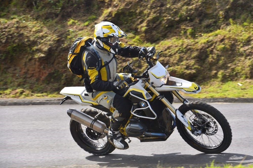 Эндуро Touratech-BMW R1200GS Rambler