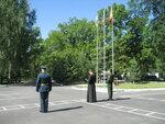 56. Присяга бойцов срочной службы войсковой части №36708