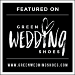 green weddins shoes special day
