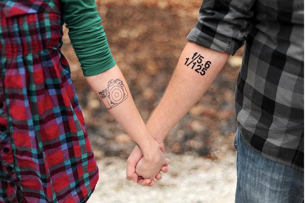 Tatuagens a dois
