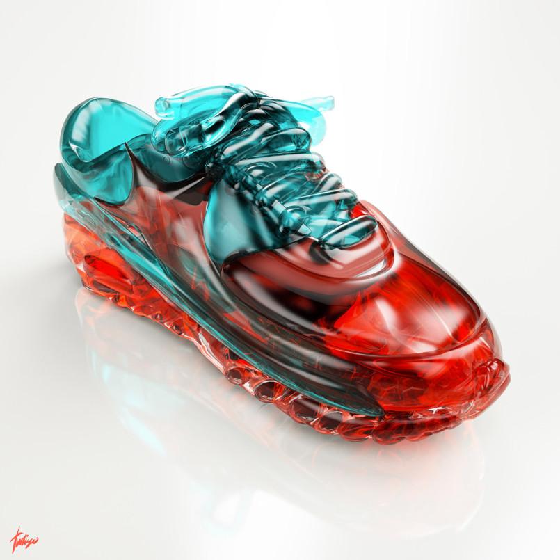 New Digital Artworks by Antoni Tudisco