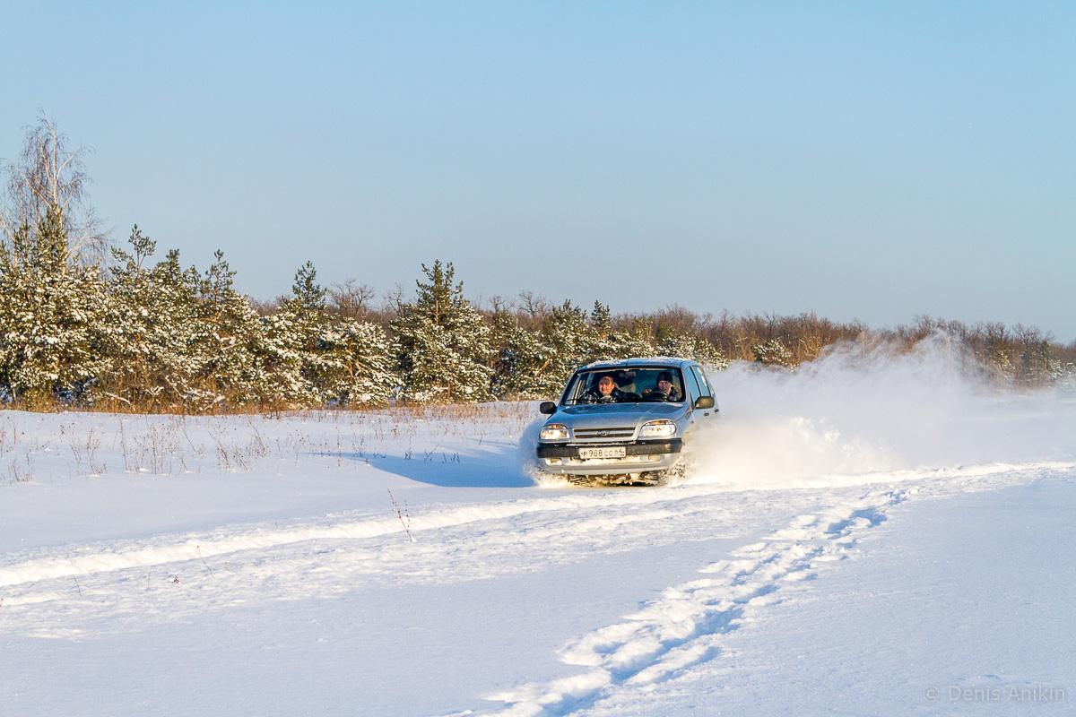 саратов лес кумысная поляна зима покатушка фото 11