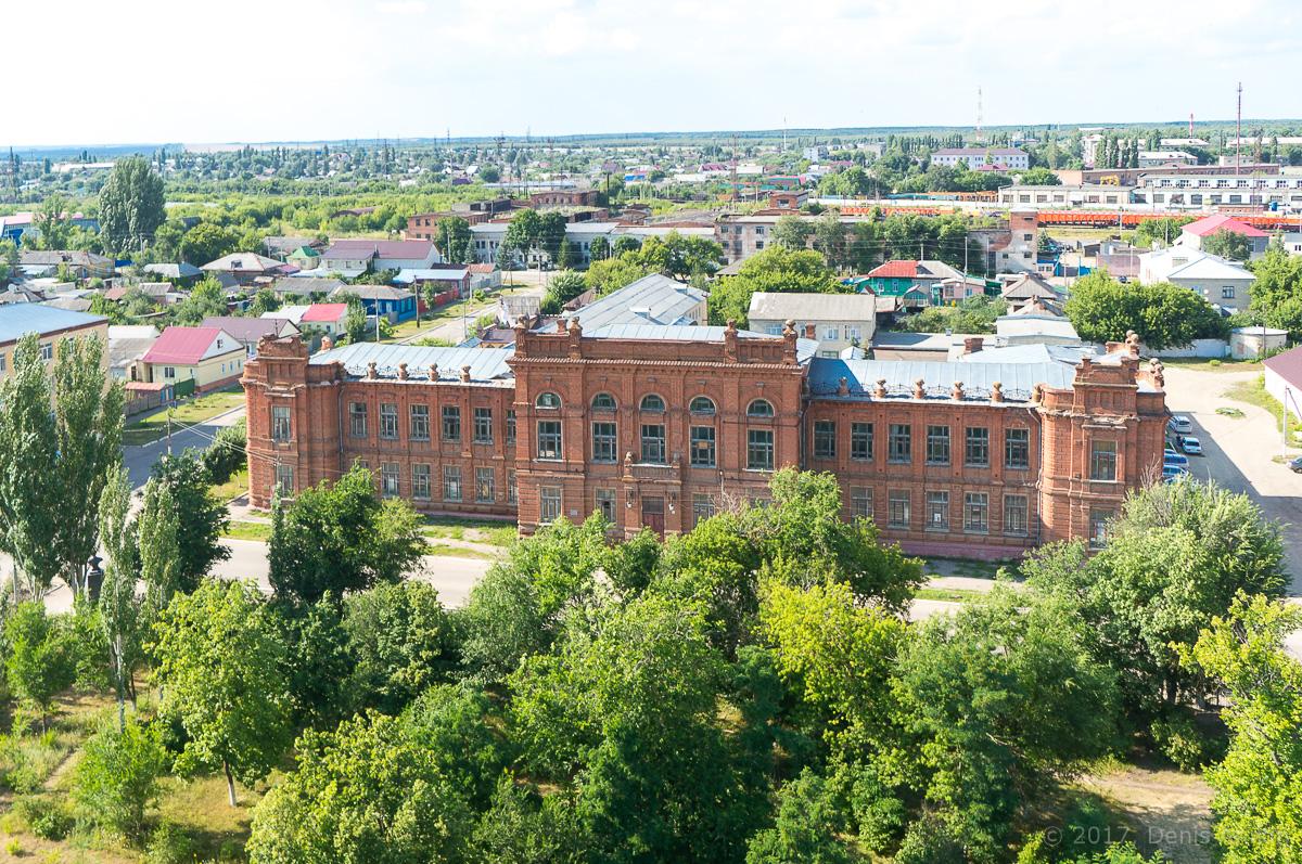 Аткарск городской парк с высоты аэросъёмка фото 5