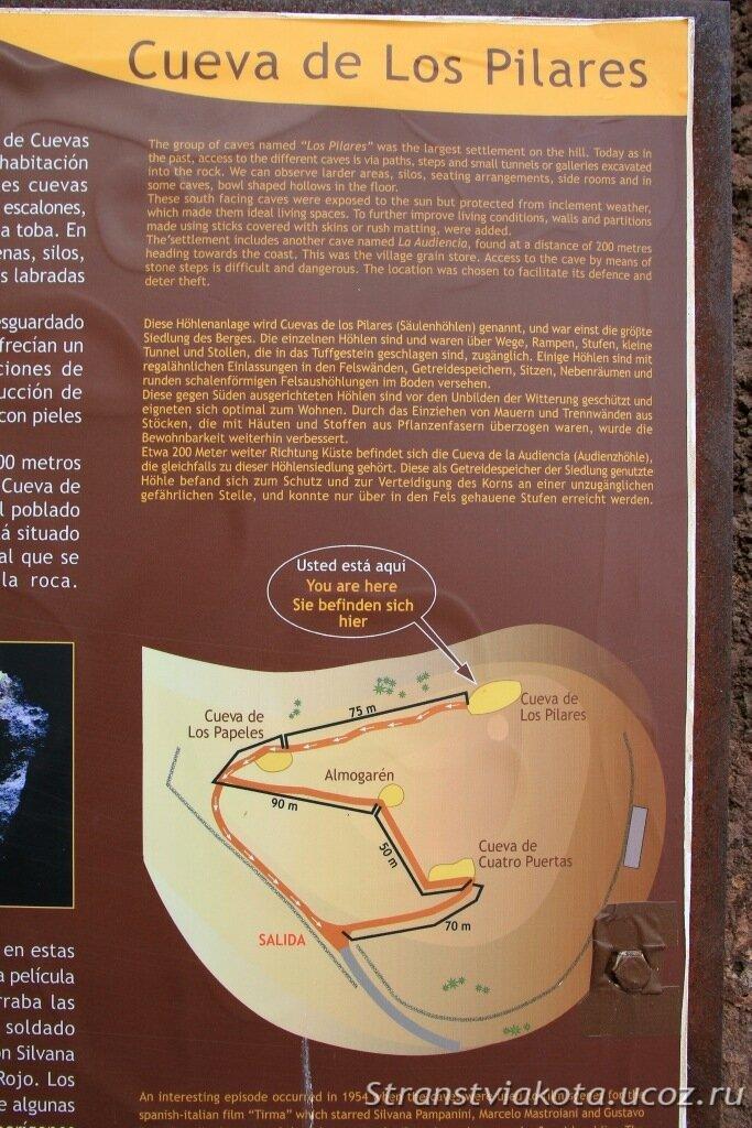 Гран Канария, Cuatro Puertas