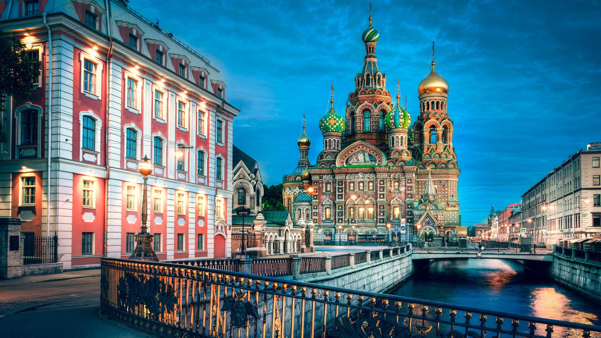 UBER в Санкт-Петербурге