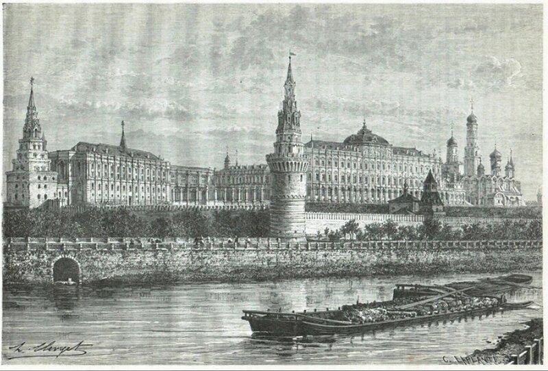 Рисунки из 1872 года, на которых изображена Россия и её жители..jpg
