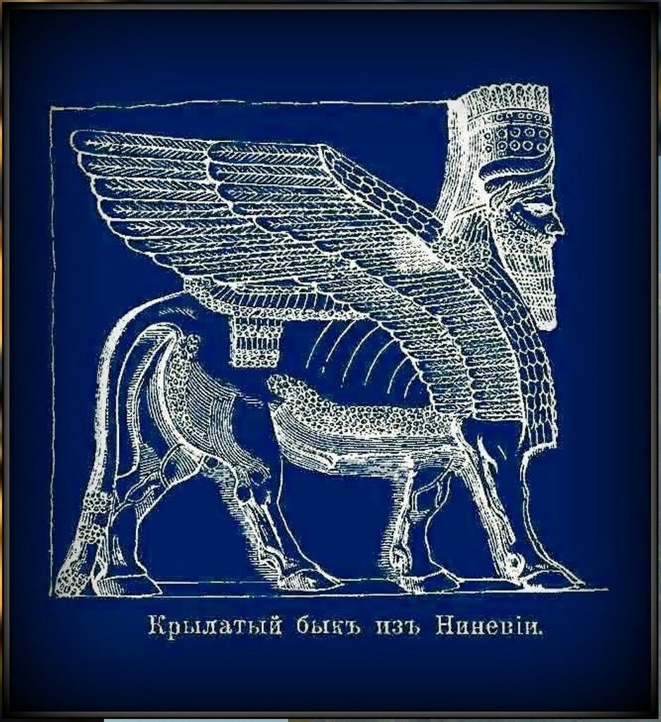 Ваяние. Египет. Ассирия (11).jpg