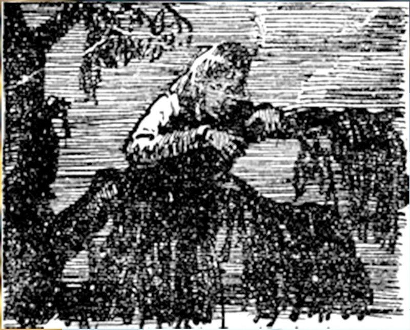 Рисунки художника Г. Г. Филипповского. Ил - я романа В. Скотта. Квентин Дорвард (16).jpg