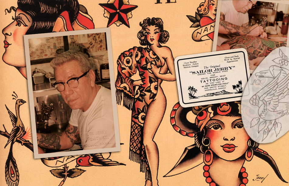 Ром Sailor Jerry