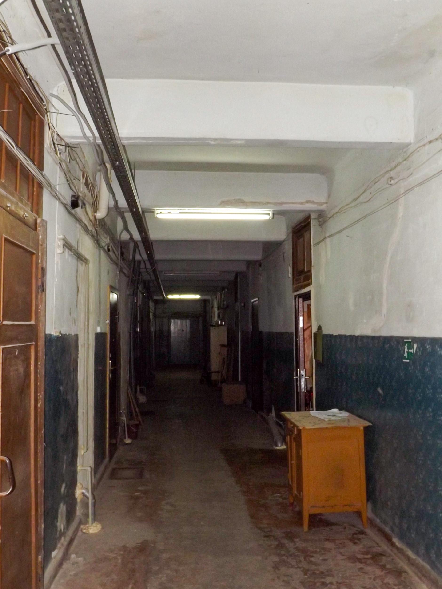 Хостел в здании мельницы Богословского