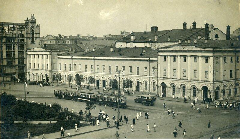 537748 Малый театр Н. Грановский нач. 1930-х.jpg