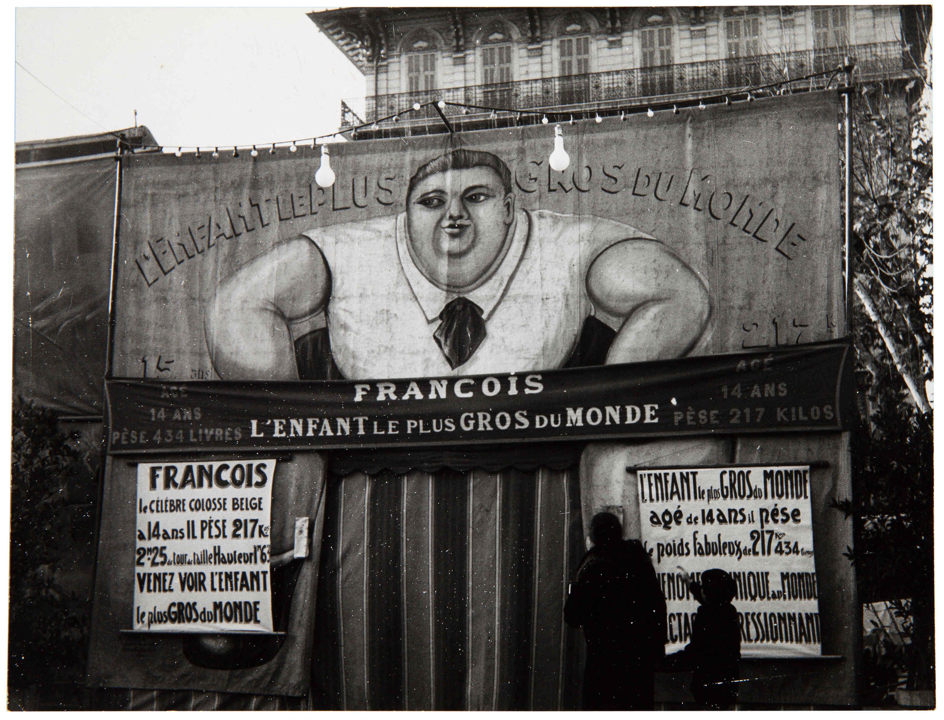 1932. Самый большой ребенок в мире