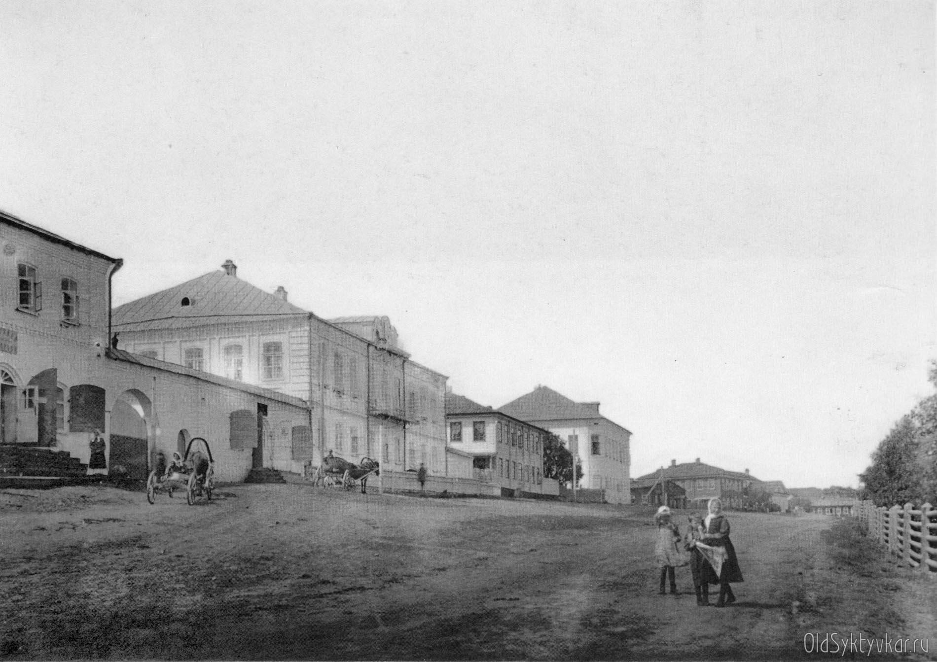 Дом купца Суворова на ул. Набережной