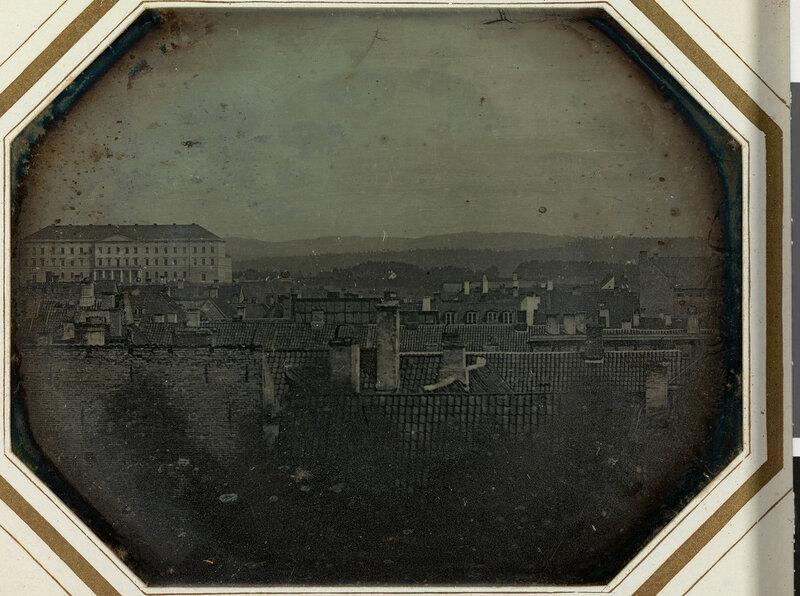 1840-45 Oslo Kongeslottet-i-Christiania by Petter Otto Testman.jpg
