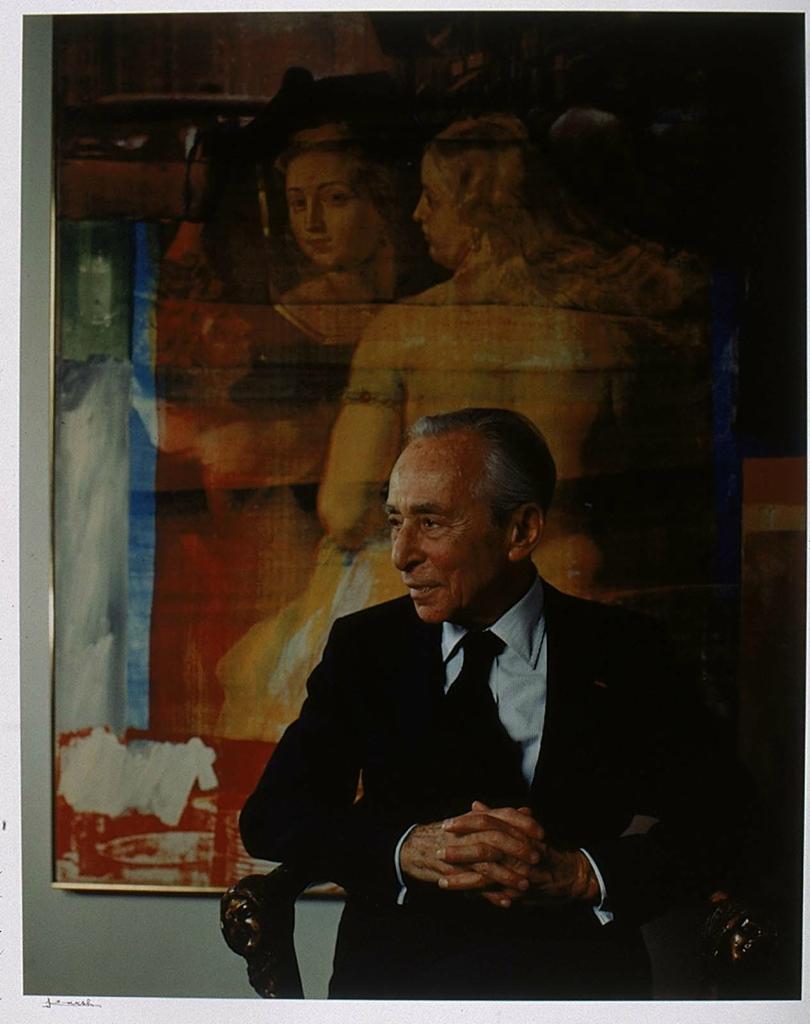 Лео Кастелли1991