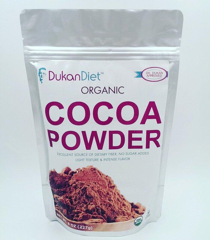 можно ли на диете дюкана какао