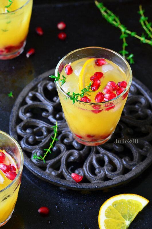 Коктейль на Новый год: Апельсиновый с виски