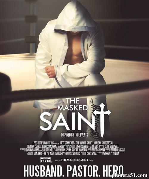 Праведник в маске / The Masked Saint (2016/WEB-DL/WEB-DLRip)