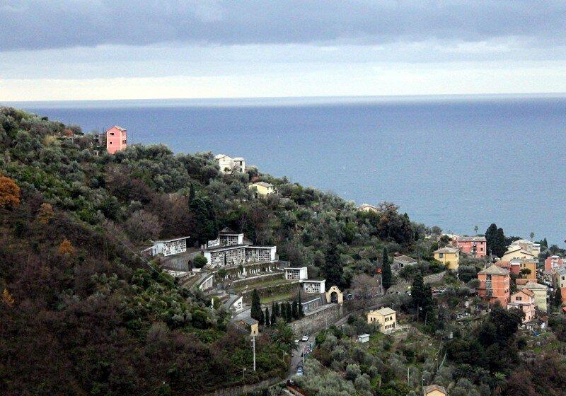 Ligurian coast