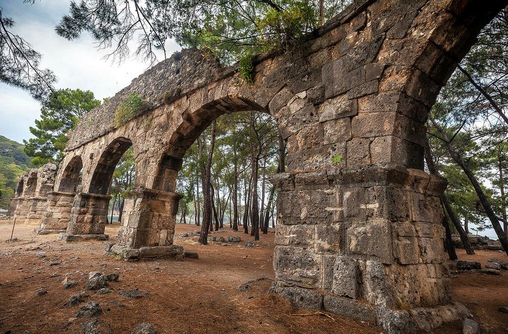 Акведук Фаселиса...
