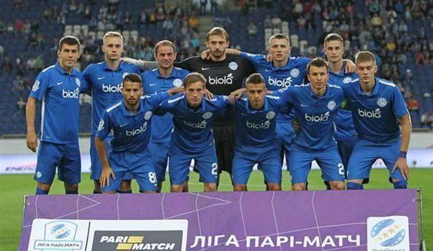 ФИФА сняла с«Днепра» 6 очков
