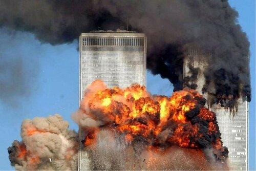 """Дональд Трамп о """"теракте 9/11"""": Башни ВТЦ были взорваны изнутри"""