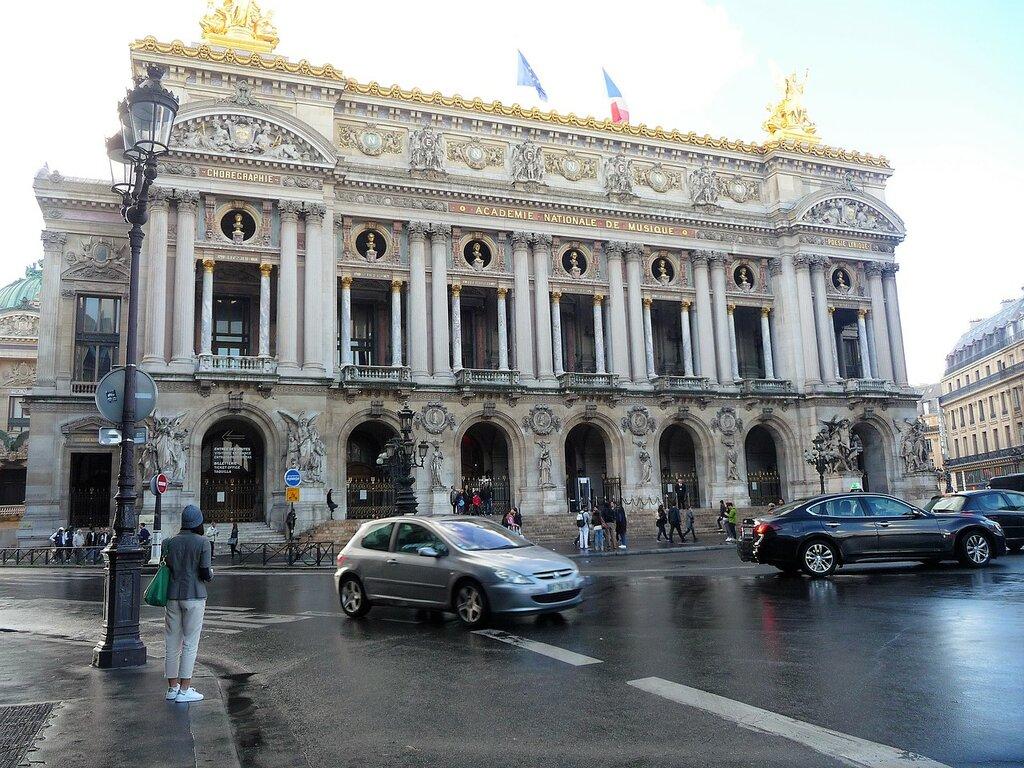 Опера Гарнье́