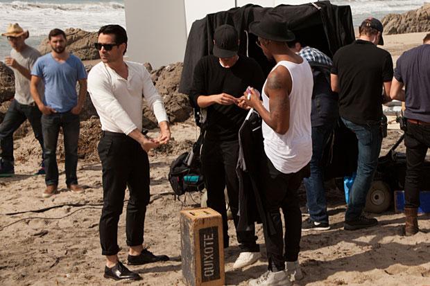 Colin Farrell for Dolce & Gabbana Intenso Fragrance