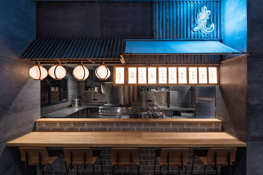 Brand New Design Japanese Restaurant in Valencia