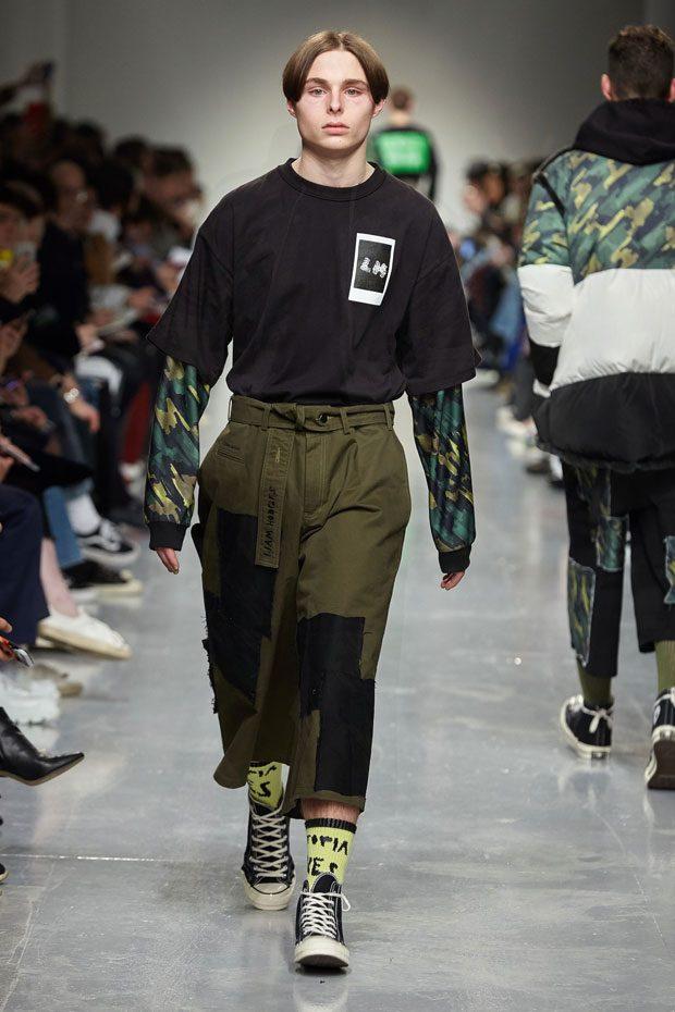 #LCM Liam Hodges Autumn Winter 2017 Menswear