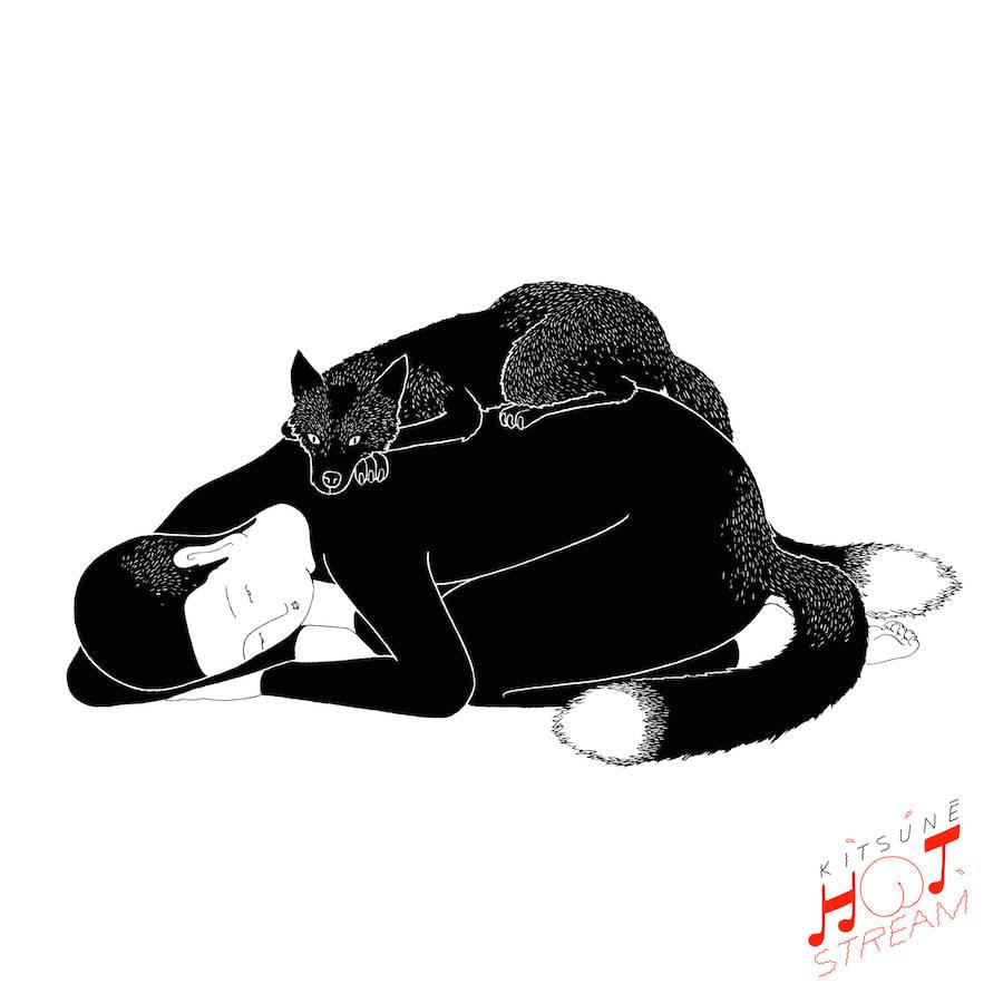 Kitsune Hot Stream Illustrations by Moonassi (15 pics)