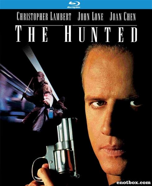 Охота (Преследуемый, Травля) / The Hunted (1995/BDRip/HDRip)