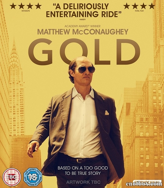 Золото / Gold (2016/WEB-DL/WEB-DLRip)