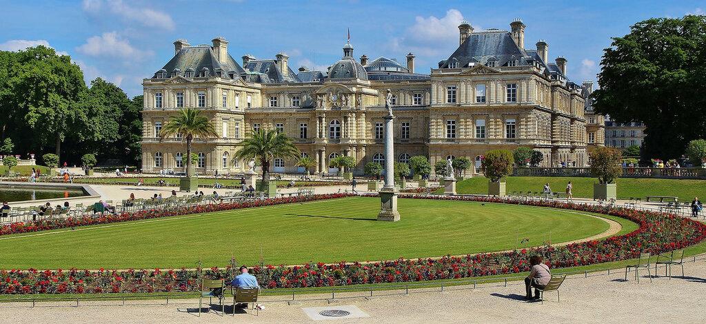 Palais et jardin du Luxembourg Paris France.jpg