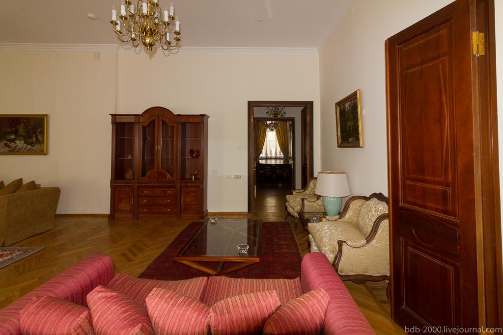 Резиденция Посла Чили