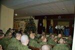 Выступление в военной части 09.01.2018