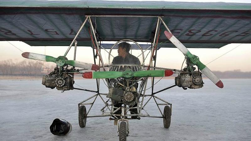 Строим самолёт своими руками 132