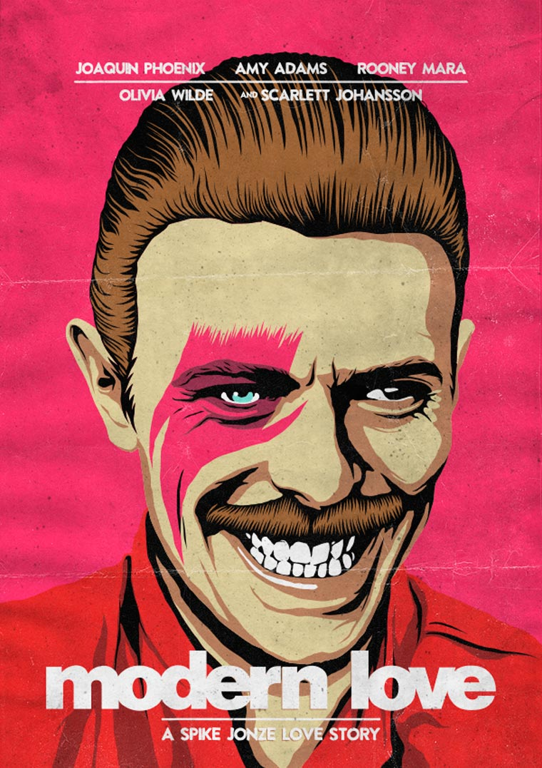 Bowie VS. Pop Culture - Some amazing mashups in tribute to David Bowie