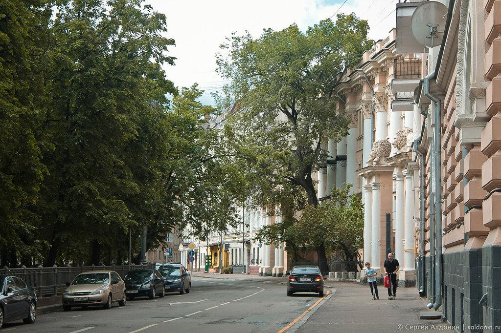 Малая Бронная Улица