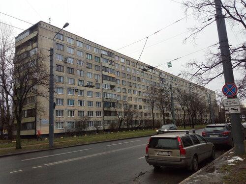 Будапештская ул. 50