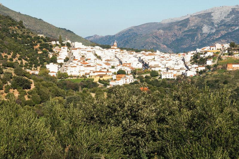 Кортес-де-ла-Фронтера (Cortes de la Frontera)