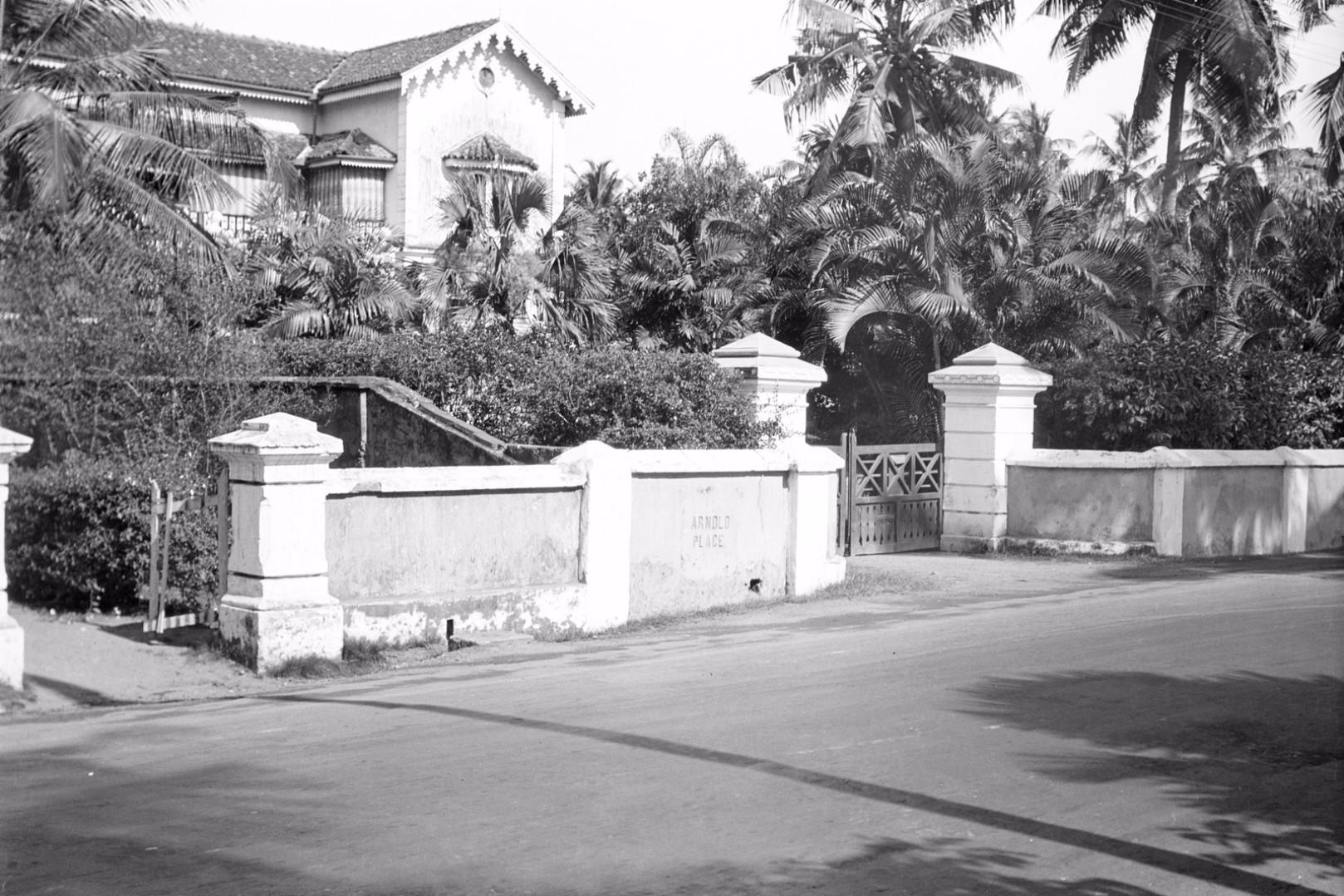 248. Бунгало в Бамбалапитии, пригороде Коломбо